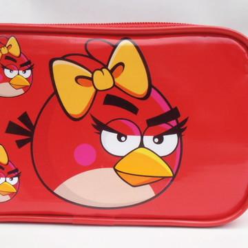 Estojo Angry Birds - feminino