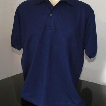 a2c4311f22 Camisa Pólo Lisa Piquet Malha 30.1