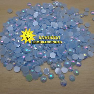 Meia Pérola Azul 6mm Pacote 500 unidades