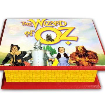 Caixa O Mágico de Oz mdf