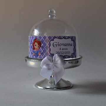 Mini Cúpula para doces