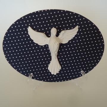 Placa Decorativa Divino