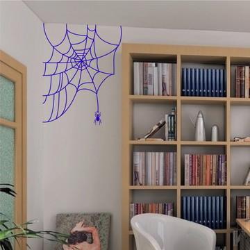 Adesivo Teia de aranha
