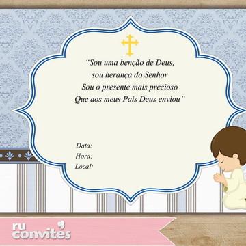 Convite Crisma (584)