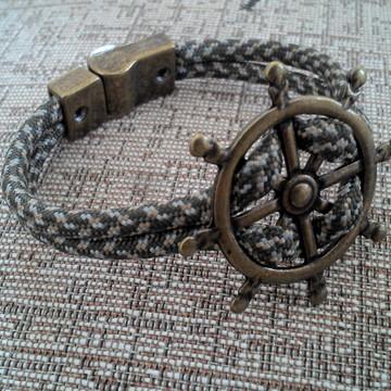 Bracelete náutico timão