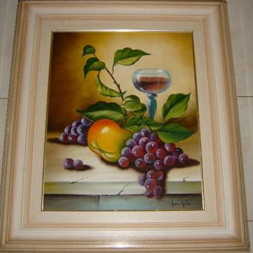 041faf219 Pintura Uvas