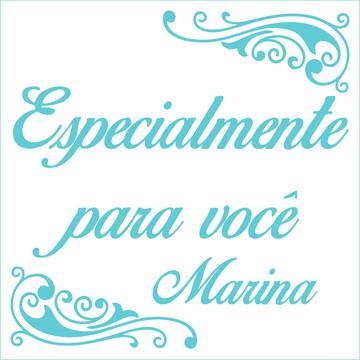 Especialmente para você - Marina