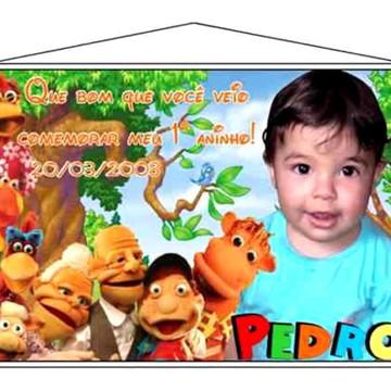 Banner Impressão Digital - 100x80cm