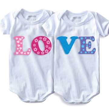 Body Love casal de Gêmeos