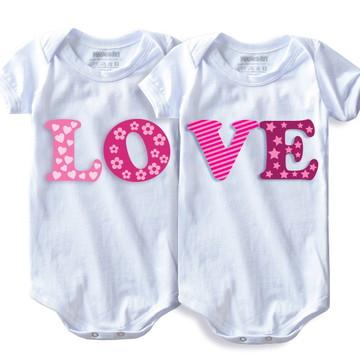 Body Love Meninas Gêmeas