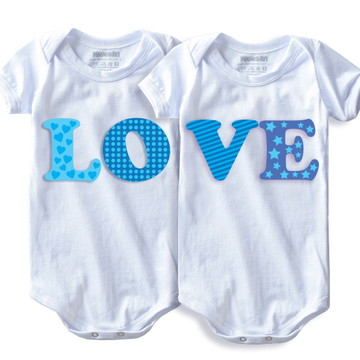 Body Love Meninos Gêmeos