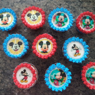 Cupcakes - Mickey