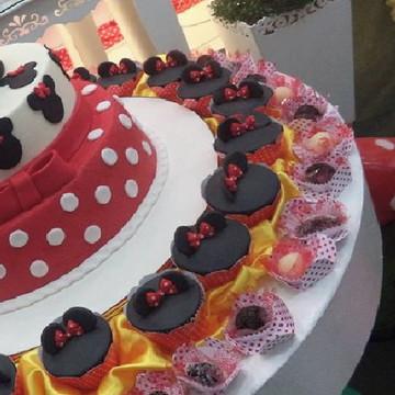 Cupcakes - Minnie
