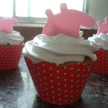 Cupcakes - Peppa Pig