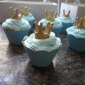 Cupcakes - Pequeno Príncipe
