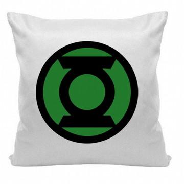 Almofada 30cm Lanterna Verde 01