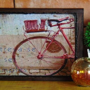 Quadro Vintage - Bicicleta 3