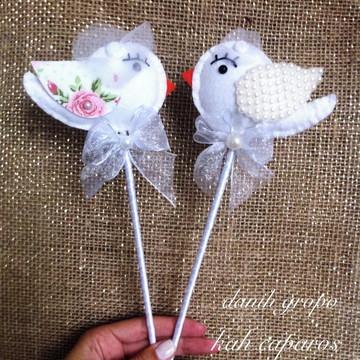 Topo Bolo Love Birds