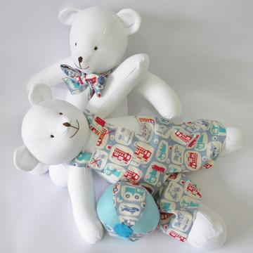Ursinho branco