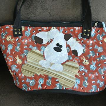 8655766f6 Bolsa para passear com seu cãozinho