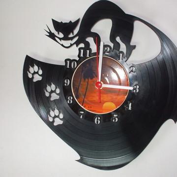Relógio de Gato