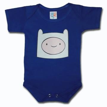 Body P/ Bebê Finn