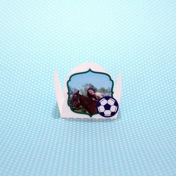Forminha para doce com foto - Brasil 6