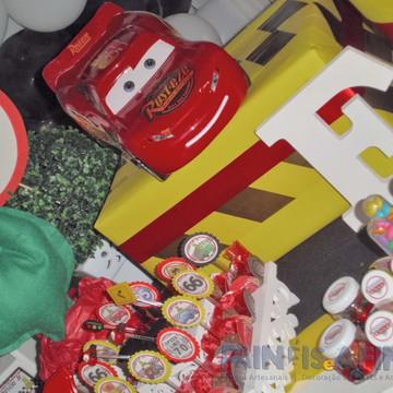 Carros / Cars - Decoração Festa Infantil