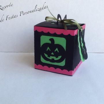 Caixa cupcake Halloween