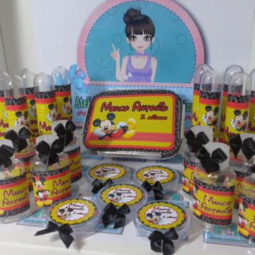 Kit Festa Infantil Mickey