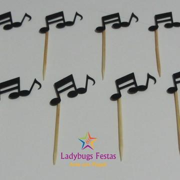 Tag para Docinho Nota Musical