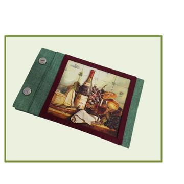 Caderno de vinho