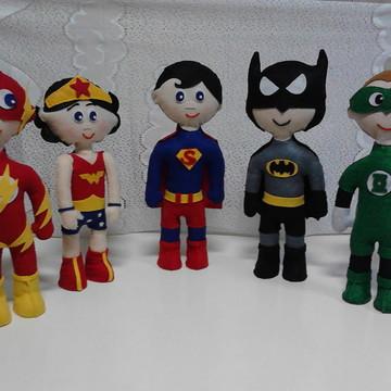 Kit heróis (Vendemos unidade a combinar)