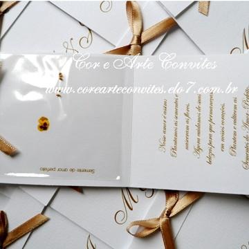 Saquinho Lembrança Amor perfeito - 10 sementes