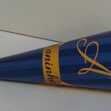 Cone personalizado Realeza - Vazio