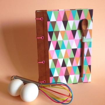 Caderno Colherada de Afeto