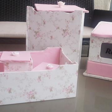 Kit Higiene Florido menina