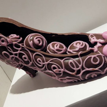 Sapato de Chocolate