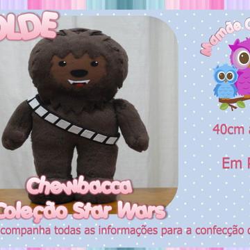 Molde Chewbacca Star Wars