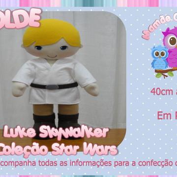 Molde Luke - Star Wars