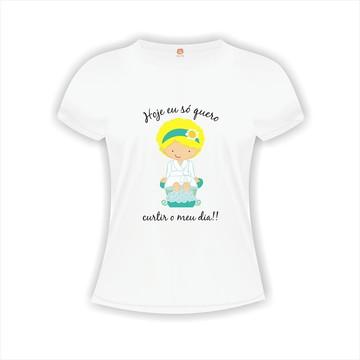 Camiseta Dia da Noiva