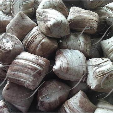 Doces - Balas de coco - Chocolate