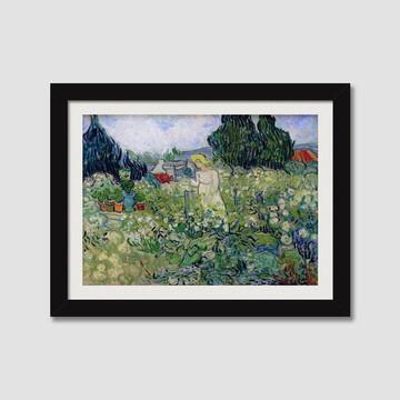 Quadro Van Gogh N7 Pintores Famosos Decorativo Sala Paspatur
