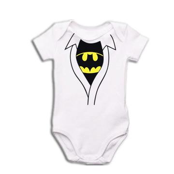 Body OU Camiseta Camisa Batman - Algodão