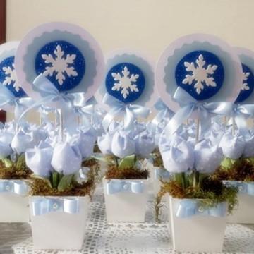 Centro de mesa Frozen 1