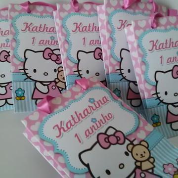 Sacolinha Hello Kitty - pequena