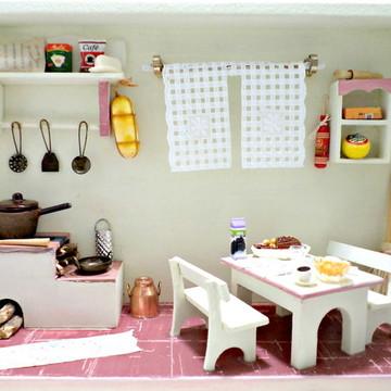 Cozinha Miniatura Gr