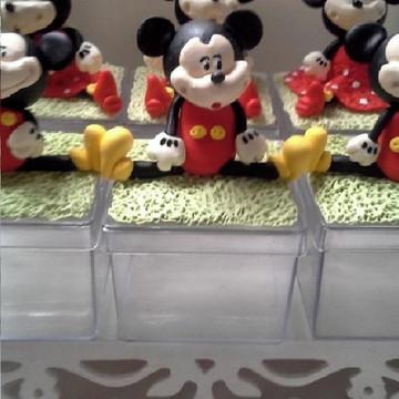 Festa Mickey (Disney) caixas 5x5 -