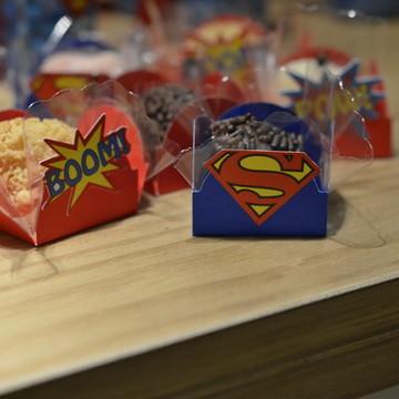 Forminhas Superman