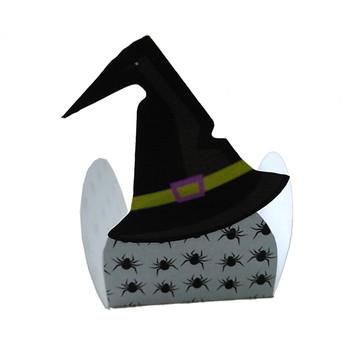 Forminha Chapéu de Bruxinha